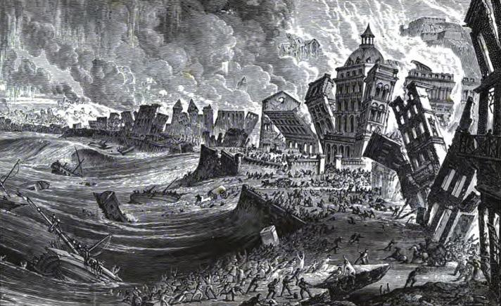 Terremoto de Lisboa 1755
